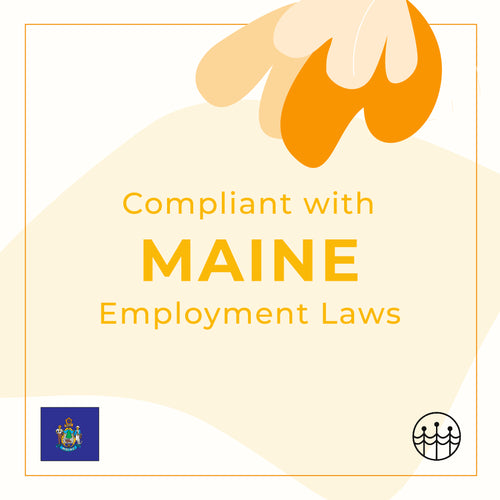 Maine Compliant: Sexual Harassment Prevention