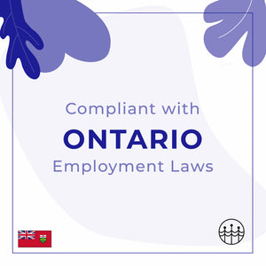 Ontario Compliant: Sexual Harassment Prevention