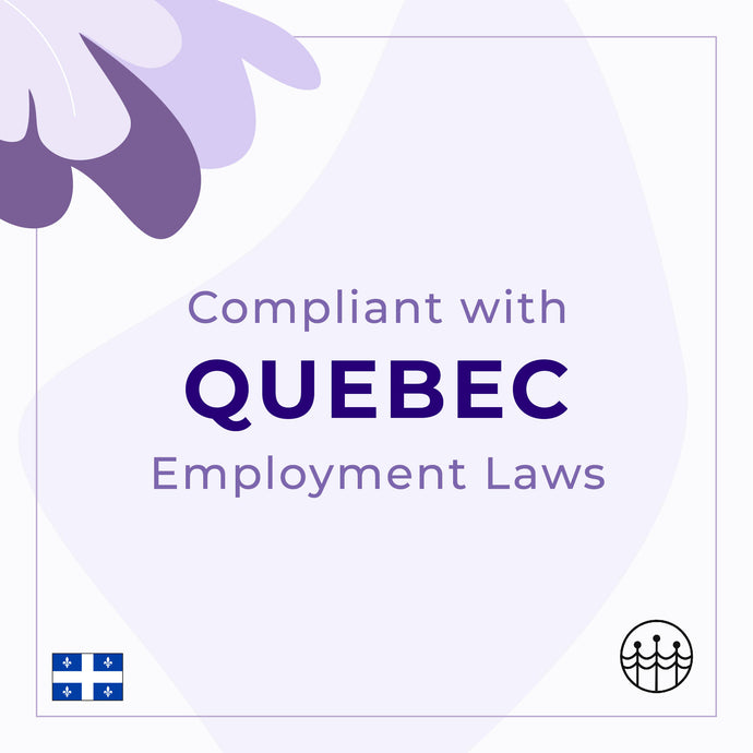 Québec Compliant: Sexual Harassment Prevention