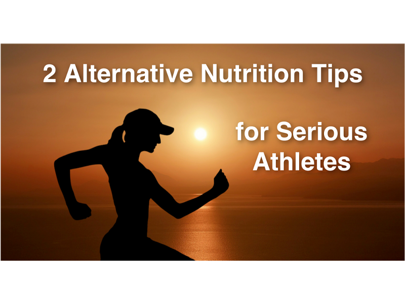 Serious athletes have options when it comes to nutritional support for athletic performance.