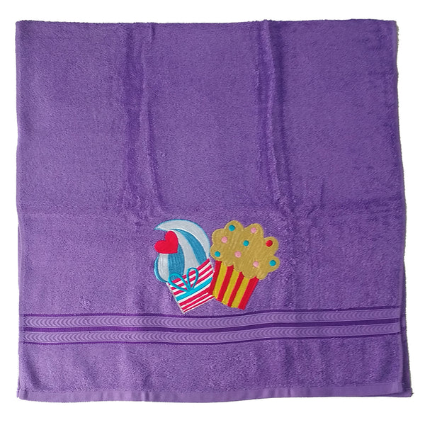 Premium Cotton Towel - Cupcake | Towels & Wrappers