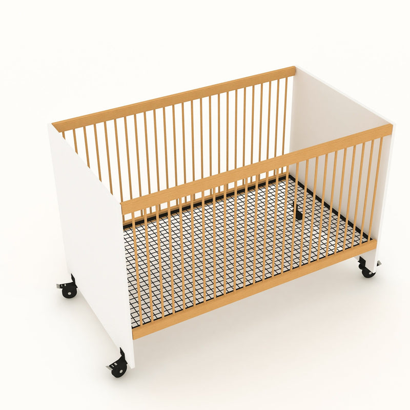 LittleBird Feather Crib -Baby Cot