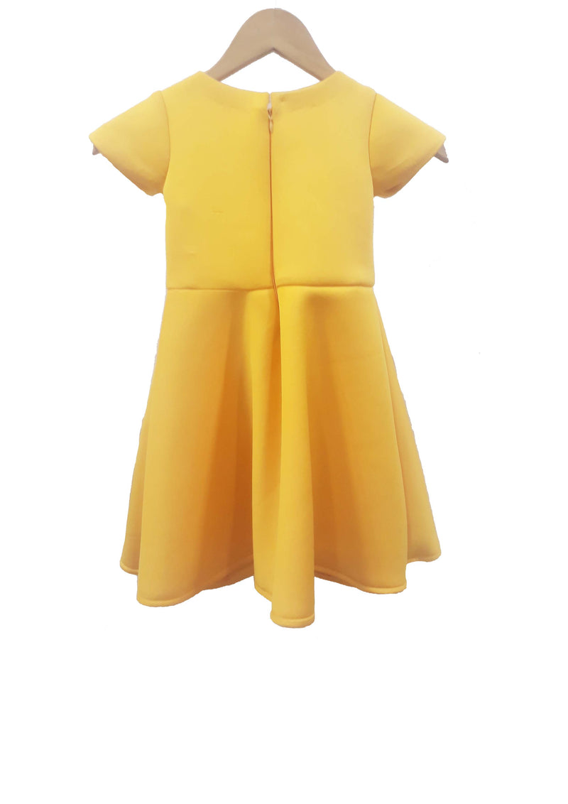 Yellow Neo dress themumsshop