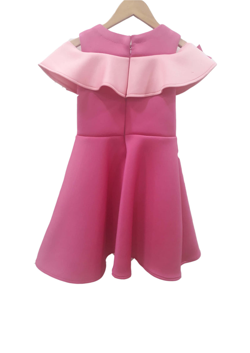 Pink Neo dress themumsshop