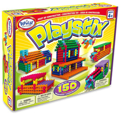 Playstix - 150 pcs | Puzzles & Games | Age 4 Years+