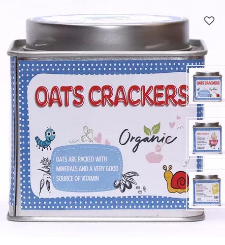 OATS CRACKERS themumsshop