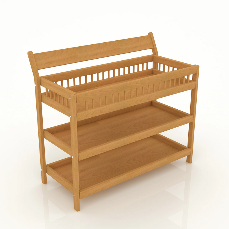 Sparrow Diaper Changing Table/ Station | Baby Furniture