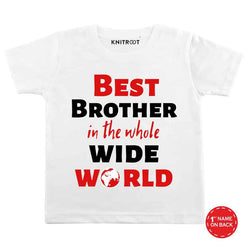 Best Brother C | Personalised Tshirt