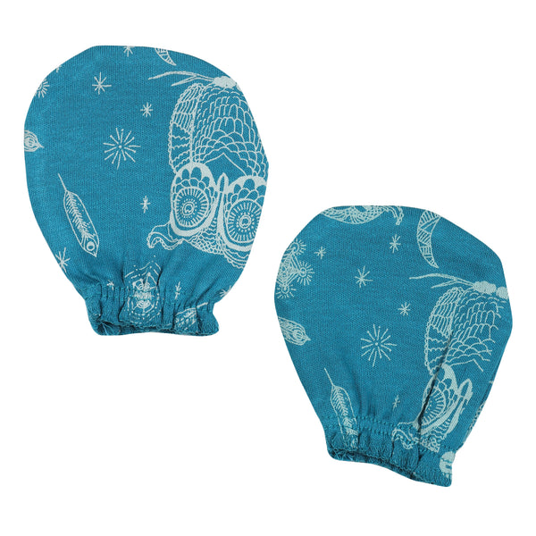 Baby Palm Gloves , Blue