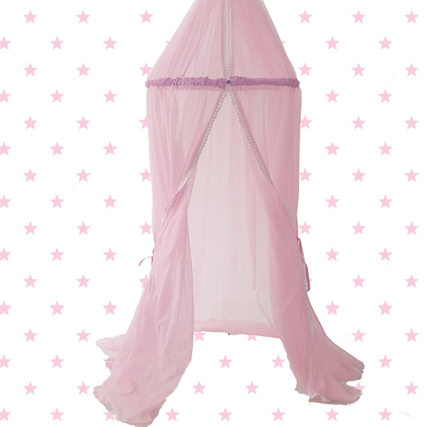 CuddlyCoo Canopy Tent - Pink, Kids Teepee