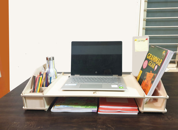 CuddlyCoo Children's Workstation/ Portable Table | Furnishings