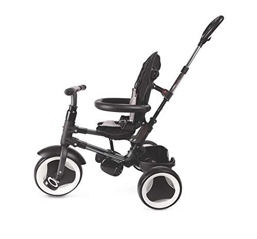 QPlay Rito Premium Foldable Baby Tricycle - 5 in 1 PURPLE