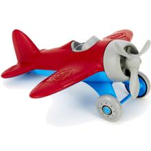Green Toys AIRR-1026 GT AIRPLANE (Red)| Baby Toys | Kids Toys | Age 1+