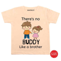 Buddy Like Brother | Personalised Tshirt