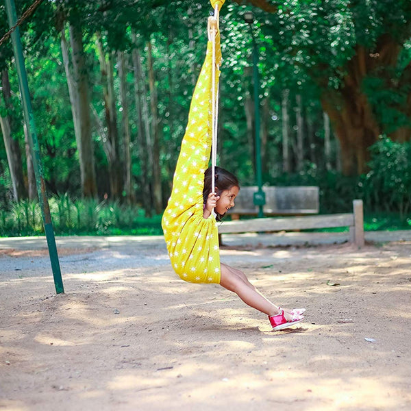 Children's Hammock Swing - Mustard Sun themumsshop
