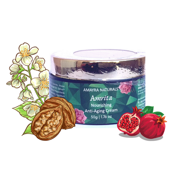 AMAYRA NATURALS Amrita - Night Cream 50 gm