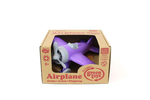 ARDP-1136 GT AIRPLANE - DARK PURPLE-Toys-THE MUM SHOP