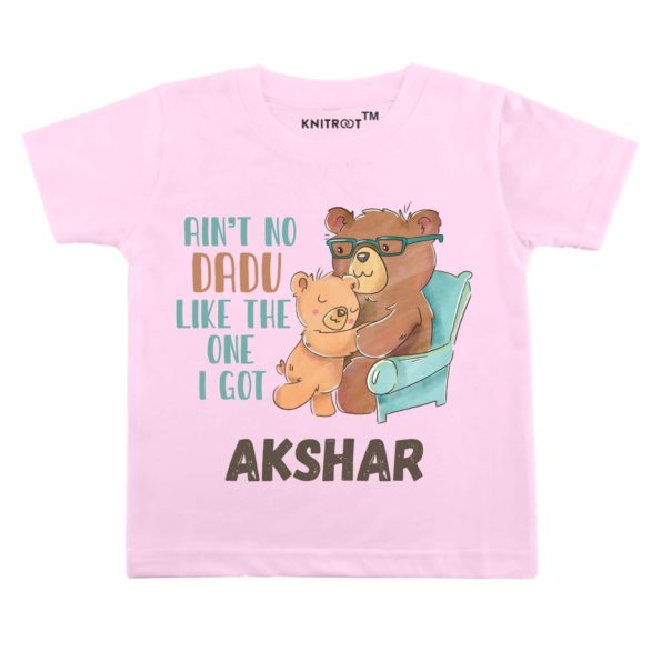 Ain't No Dadu Like The One I Got Baby Wear | Personalised Tshirt