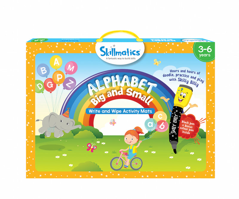 Alphabet Big and Small themumsshop