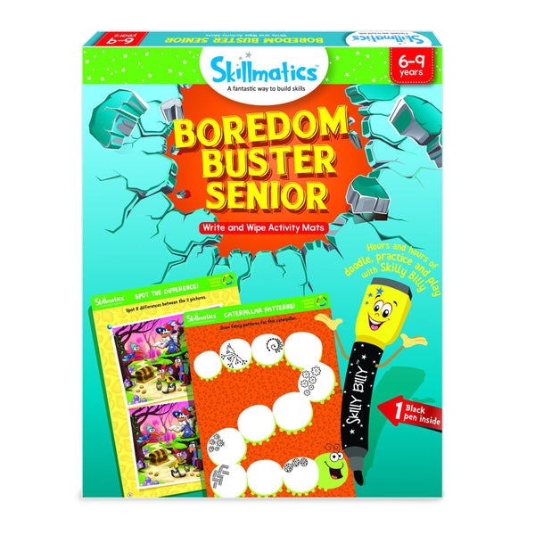 Boredom Buster Senior themumsshop