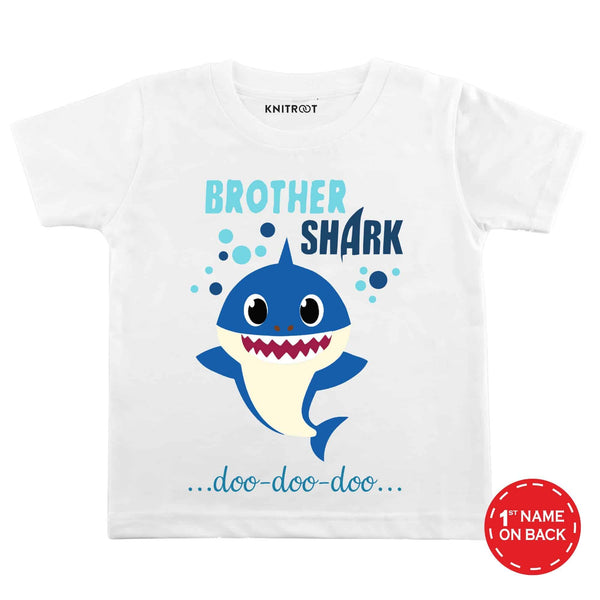 Brother Shark | Personalised Tshirt