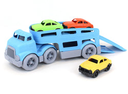 CCRB-1237- GREEN TOYS CAR CARRIER
