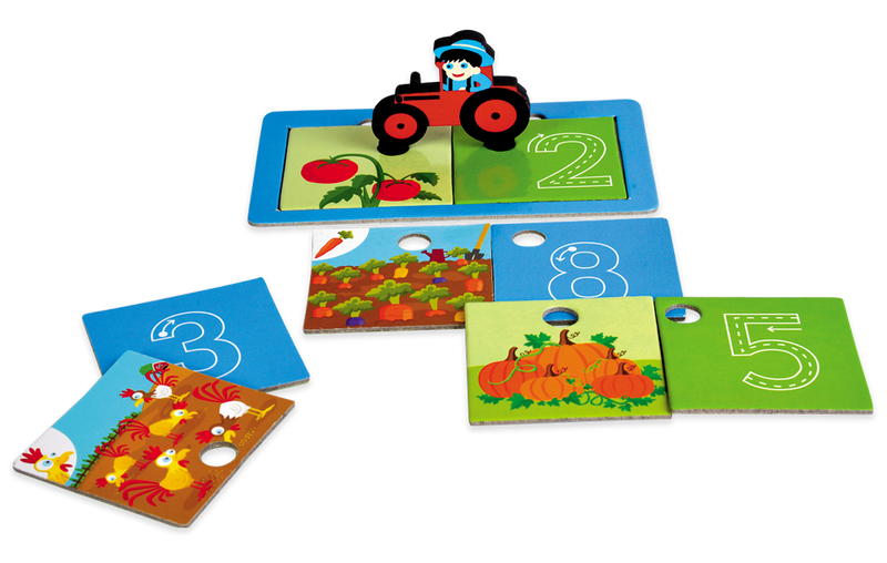 Clever Counting | Puzzles & Games | Age 3 Years+