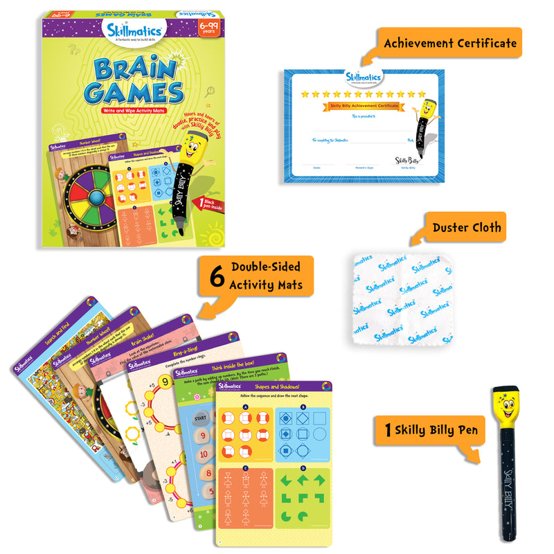 Brain Games themumsshop