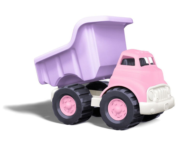 GT PINK DUMP TRUCK-Toys-THE MUM SHOP