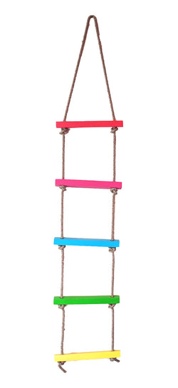 Rope Ladder (5 Steps) | Learning