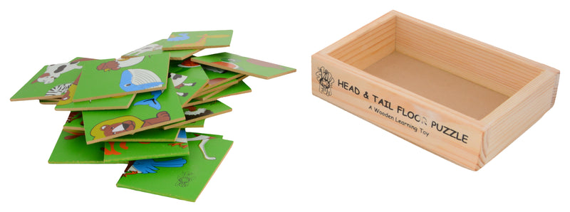 Head & Tail Floor Puzzle-Toys-THE MUM SHOP