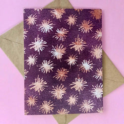 Greetings Cards - Sparks (Pack of 8)