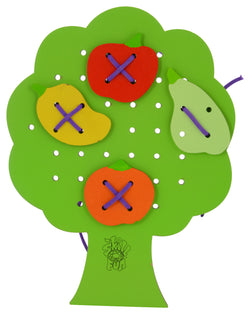 Sewing Tree With Fruits-Toys-THE MUM SHOP