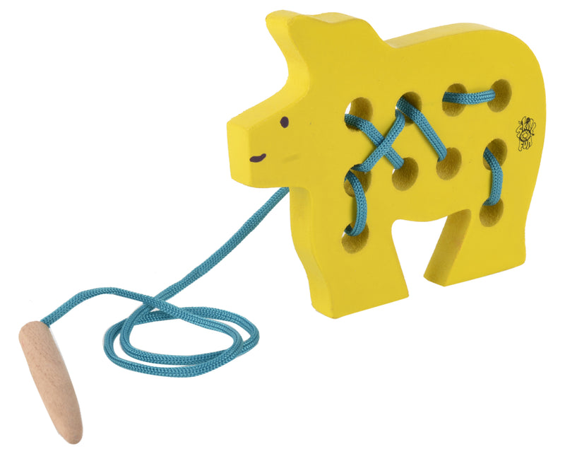 Sewing Toys - Pig-Toys-THE MUM SHOP