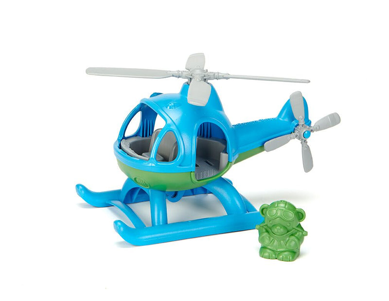 GT HELICOPTER - BLUE-Toys-THE MUM SHOP
