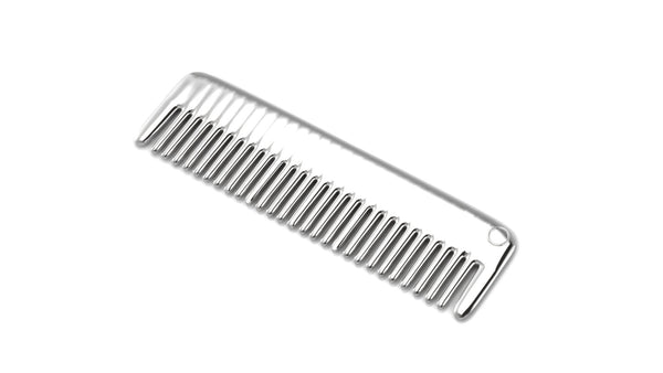 Sterling Silver Comb for Baby, Kids and Mom - Classic