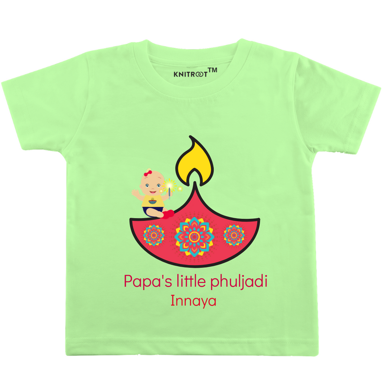 Papa Phuljadi Personalized Tshirt themumsshop