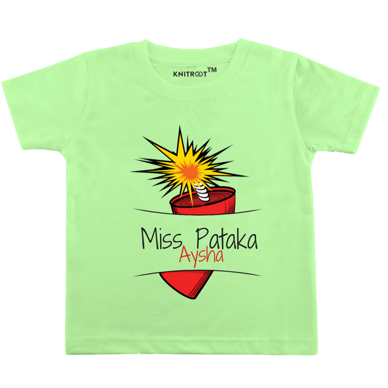 Miss Pataka Personalized Tshirt themumsshop