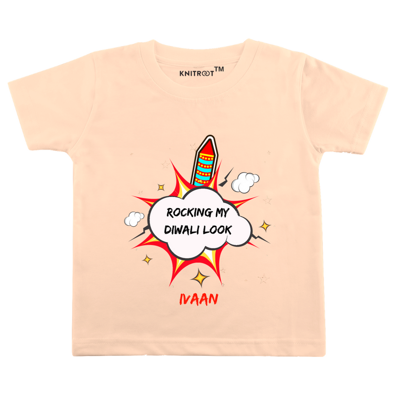 Little Rocket Personalized Tshirt themumsshop