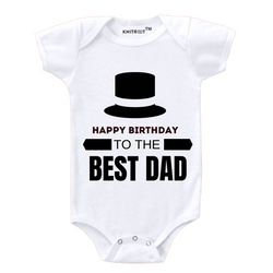 Best Dad Onesie themumsshop