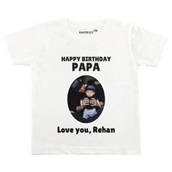 Happy Birthday Papa 3 Tshirt themumsshop