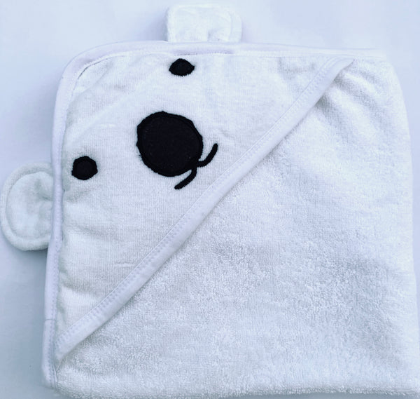 Baby Hooded Towel - Koala | Towels & Wrappers