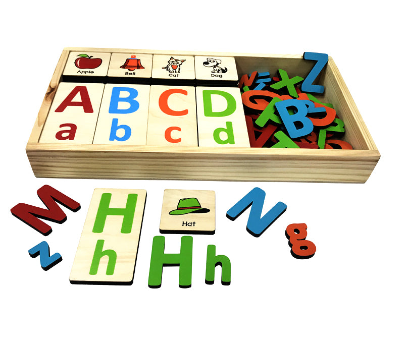 Alphabet Learning Set-Toys-THE MUM SHOP