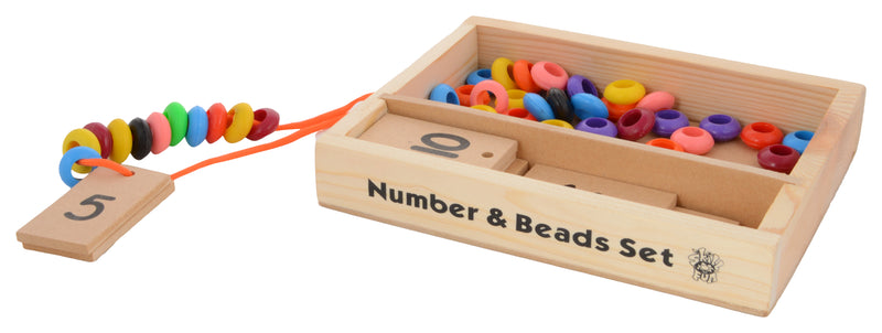 Numbers & Beads Set-Toys-THE MUM SHOP