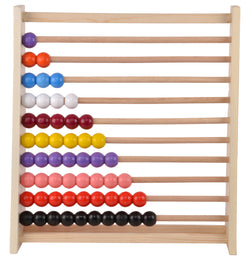 Standard Abacus (1-10)-Toys-THE MUM SHOP