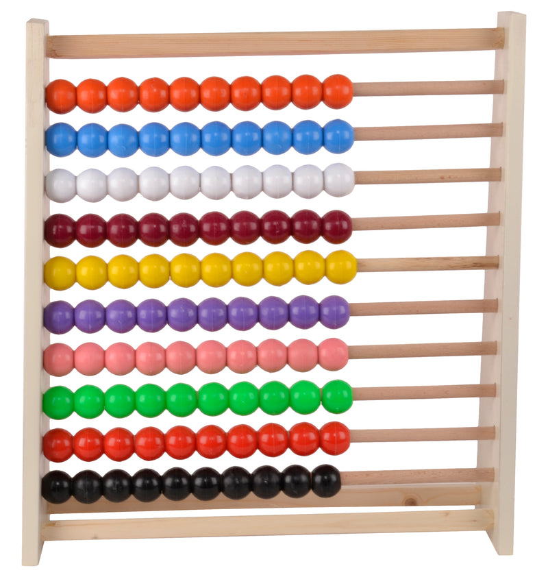 Standard Abacus (10-10)-Toys-THE MUM SHOP