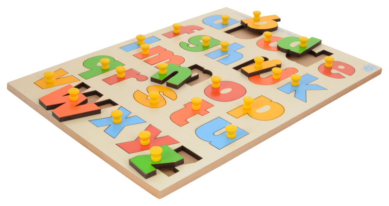 Lower Alphabet Tray (With Knobs)-Toys-THE MUM SHOP