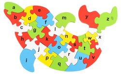 Take Apart Lower Alphabet - Dolphin-Toys-THE MUM SHOP
