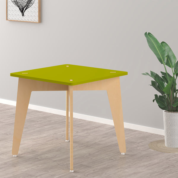 Kids Furniture Lime Fig Study & Play Table - green age 5-8 years