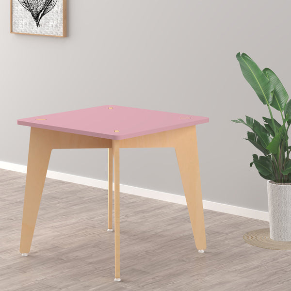 Kids Furniture Lime Fig Study & Play Table - Pink age 5-8 years